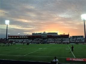 sunset-over-the-stadium